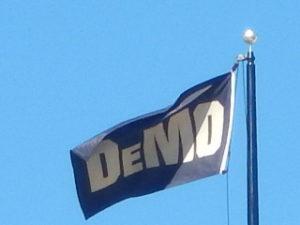 DEMO Flag