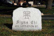 Sigma Chi 202 Littleton St.