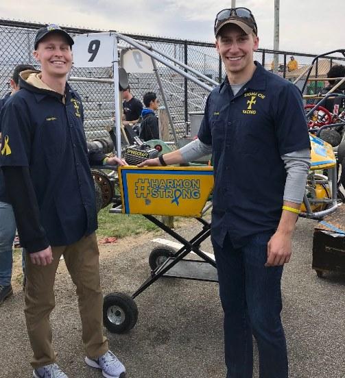 Ben Harmon, Nate Graber GP 2018