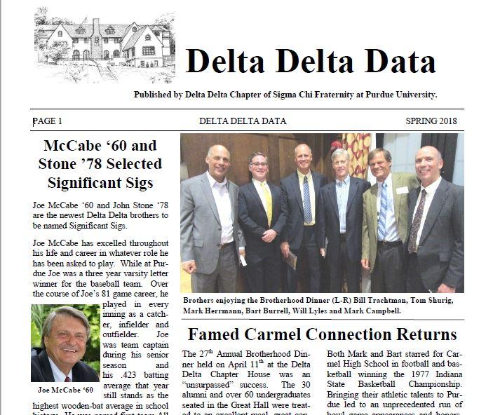 Delta Delta Data