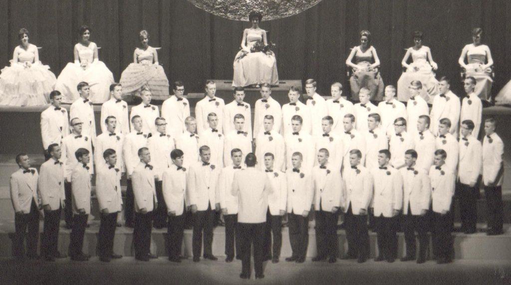 Purdue U Sing - May 63