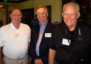 Elsperman, Jim Remley, Harry Thompson