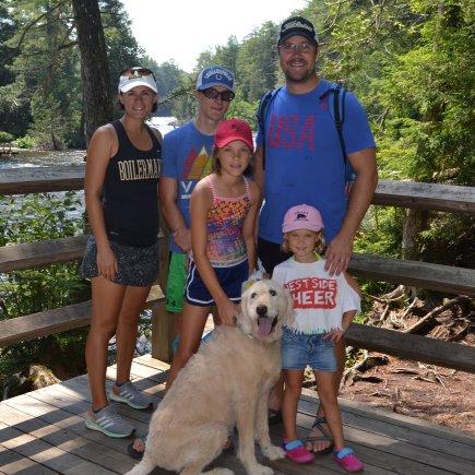Nate Gustus family