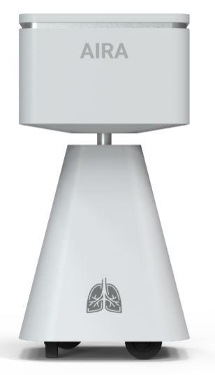 AIRA COVID-19 ventilator