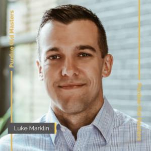 Luke Marklin photo 2020