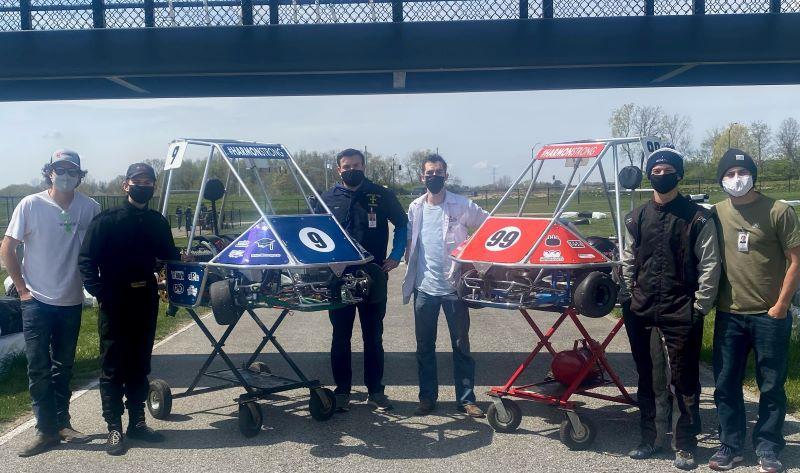 Purdue Grand Prix Sigma Chi teams
