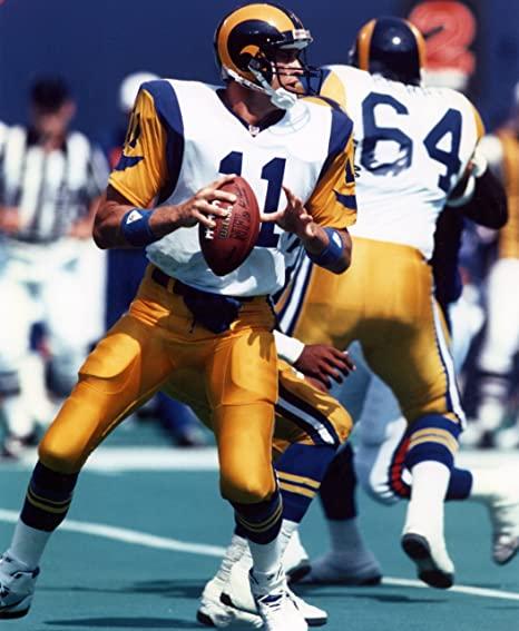 Jim Everett LA Rams quarterback
